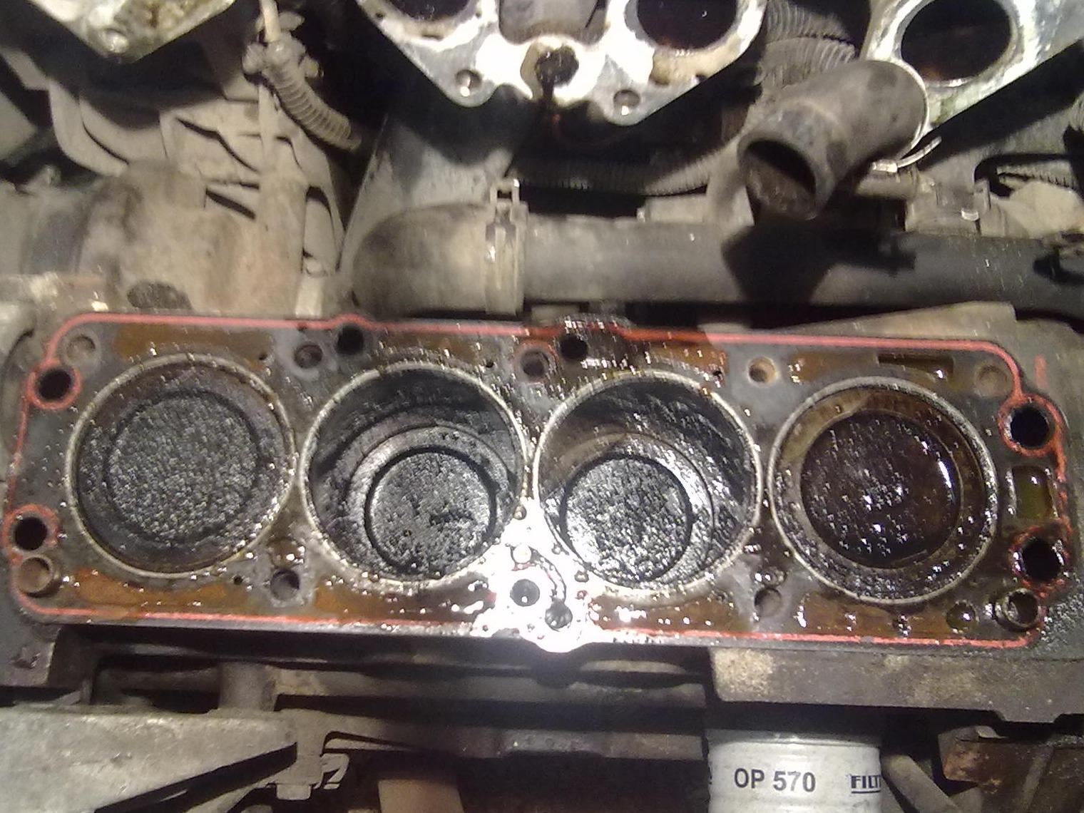 Ремонт двигателя ланос 1.5 своими руками
