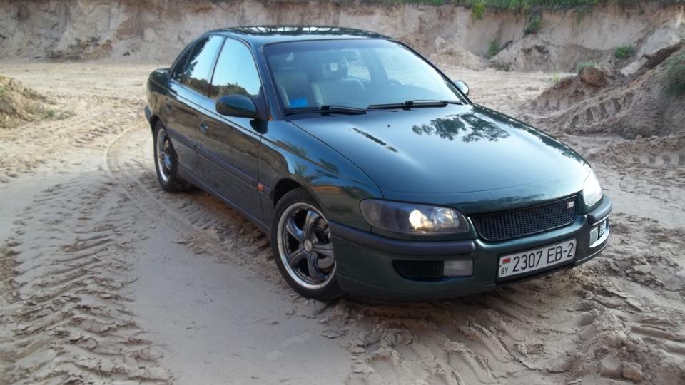 Отзыв об автомобиле Opel Omega 2000 г
