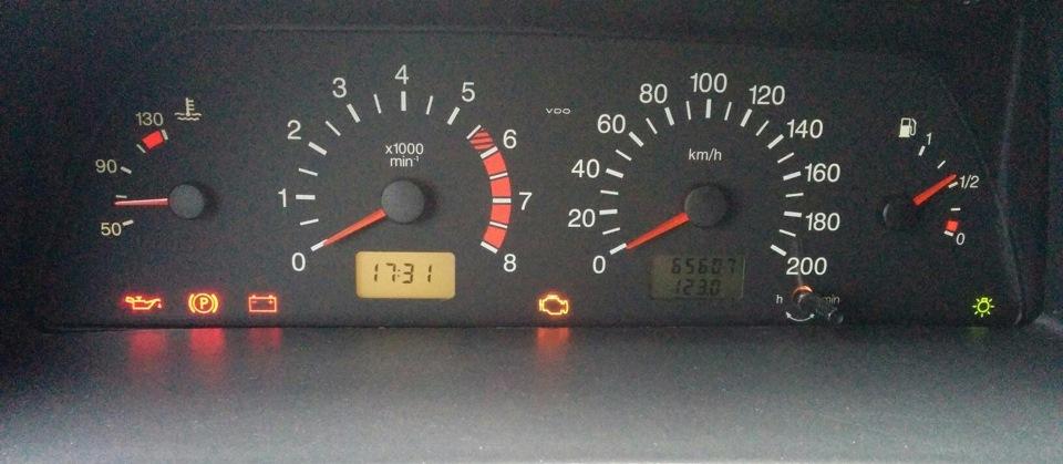 Фото №13 - панель приборов ВАЗ 2110 описание кнопок