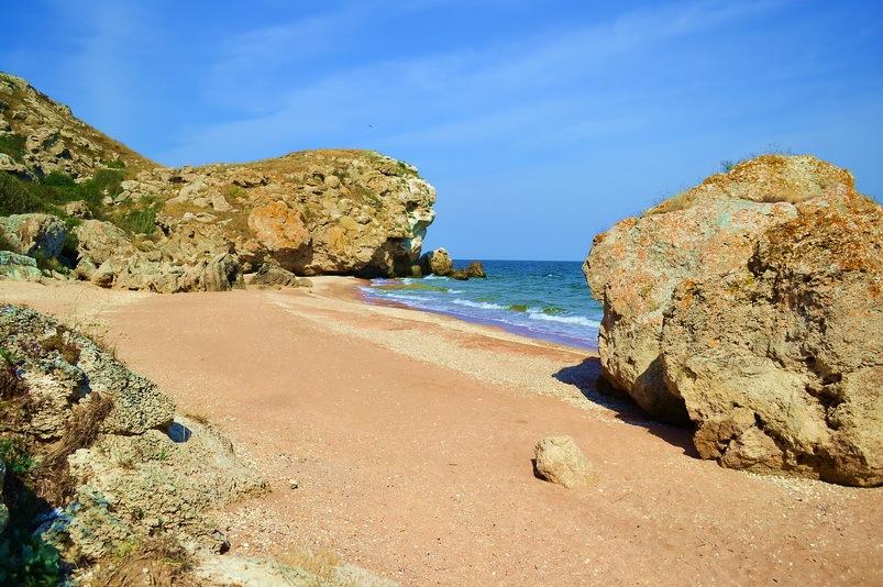 крым дикие пляжи фото биография