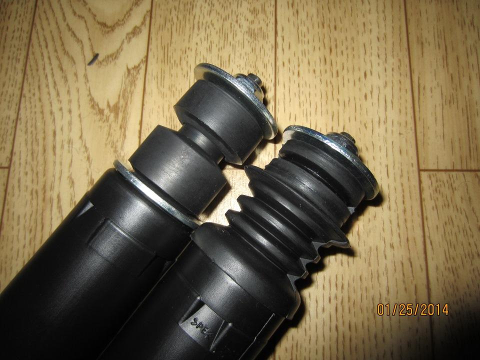задние амортизаторы chevrolet lanos резинки