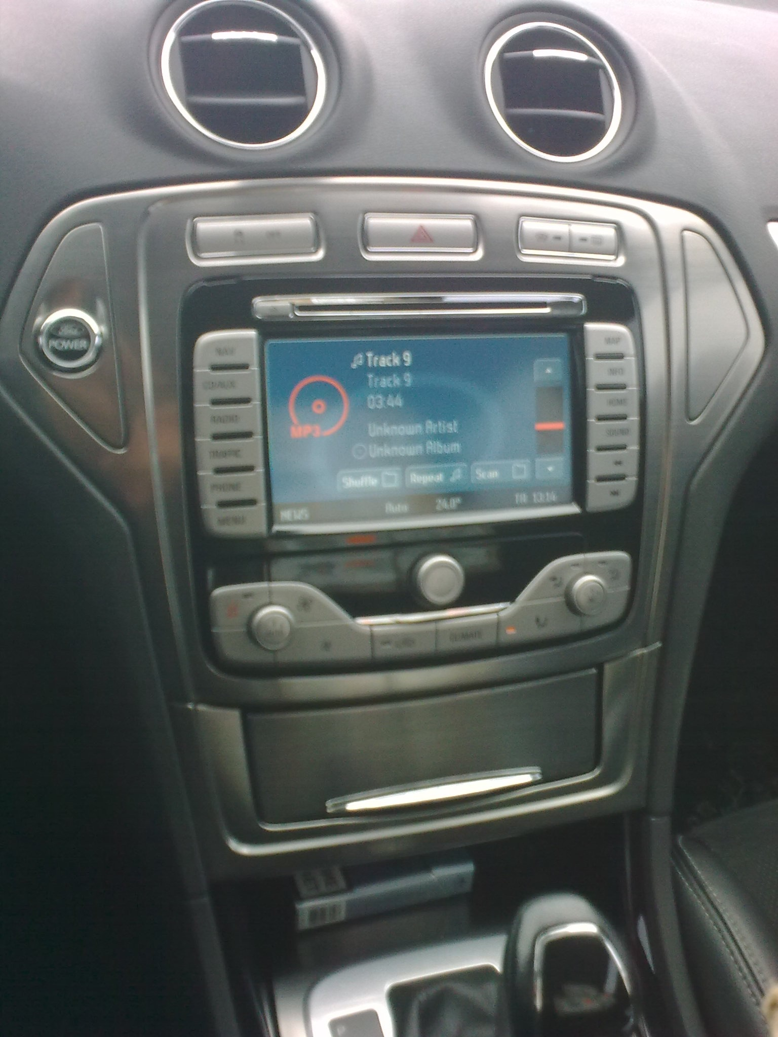 ford blaupunkt nx touchscreen dvd navigation system. Black Bedroom Furniture Sets. Home Design Ideas
