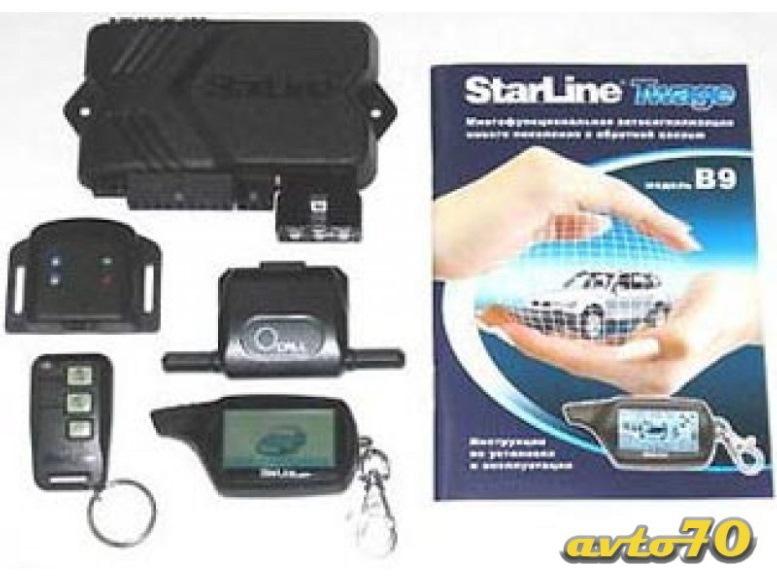 Starline A9 инструкция по эксплуатации скачать - фото 6