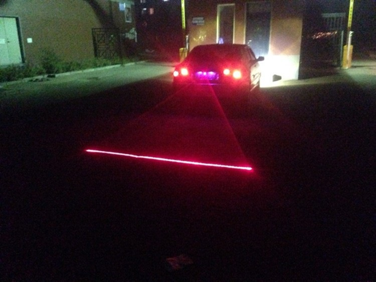 противотуманный лазер на машину фото обоев девушки