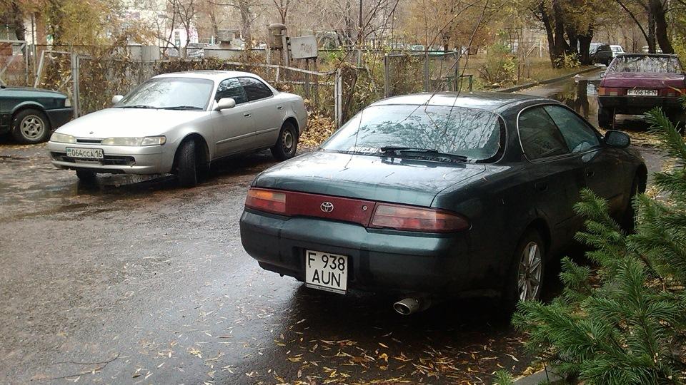 Toyota Corolla Ceres Отзывы владельцев с фото