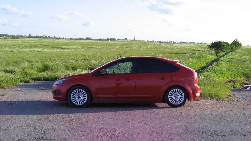 ... Hatchback › Focus II Hatchback › Ford Focus Hatchback ² Red Devil