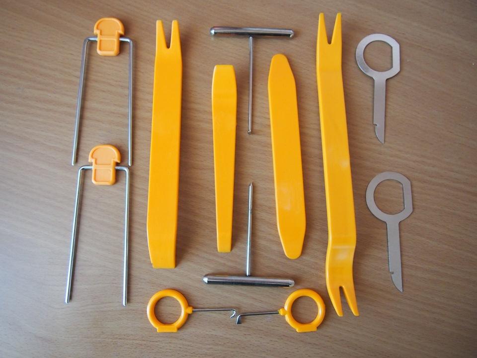 Инструменты для снятия обшивки салона