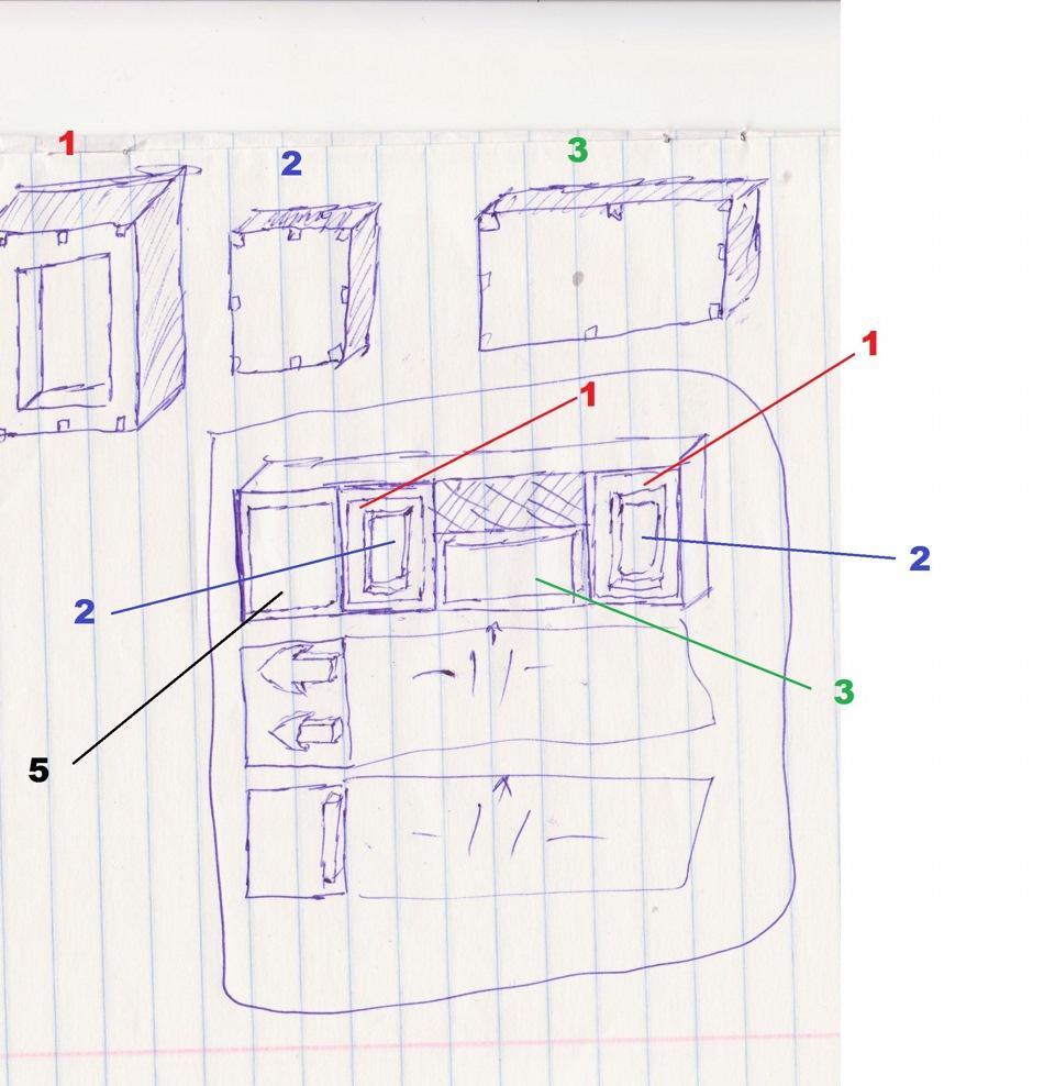 Как сделать диодные задние фары фото 392