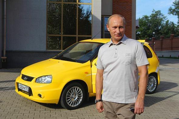 Автомобили В.В.Путина — DRIVE2