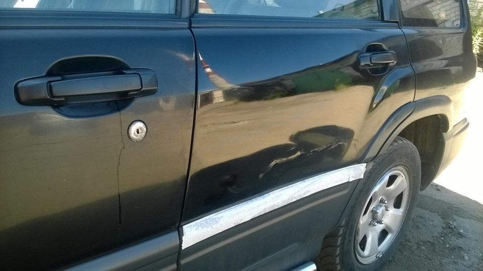 Полировка черного автомобиля своими руками 847