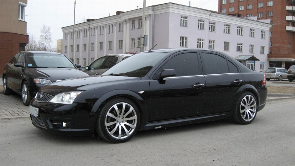 ford 2005 года