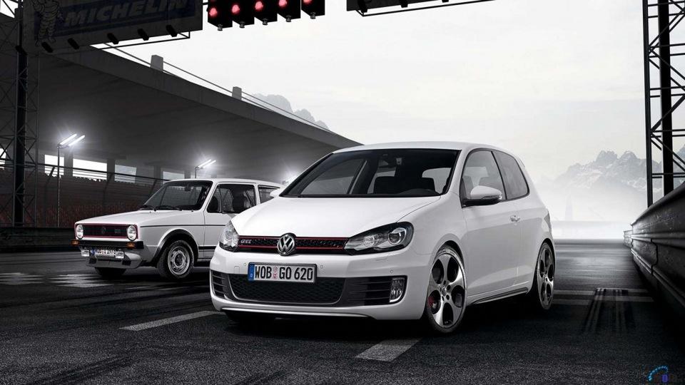 Volkswagen Golf GTI хэтчбек 5 дв | купить новый или б/у
