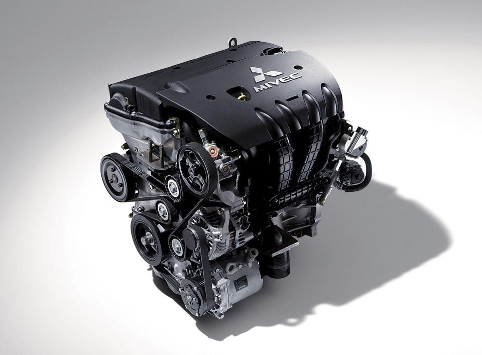 Ремонт двигателя 4b12 своими руками 2