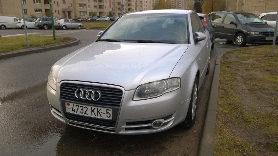 Audi A4 20 Tdi Brd 170 лс Drive2