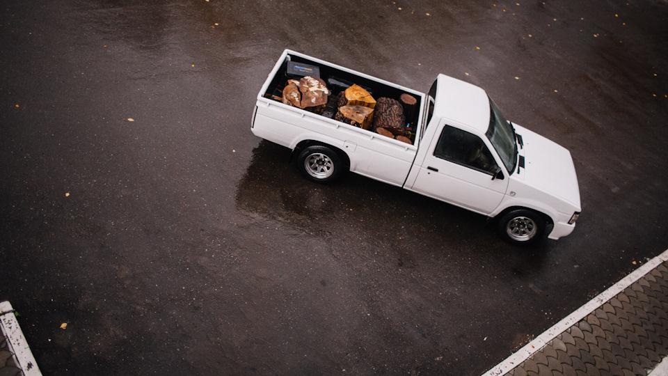 диски колёсные nissan datsun pick up 1990