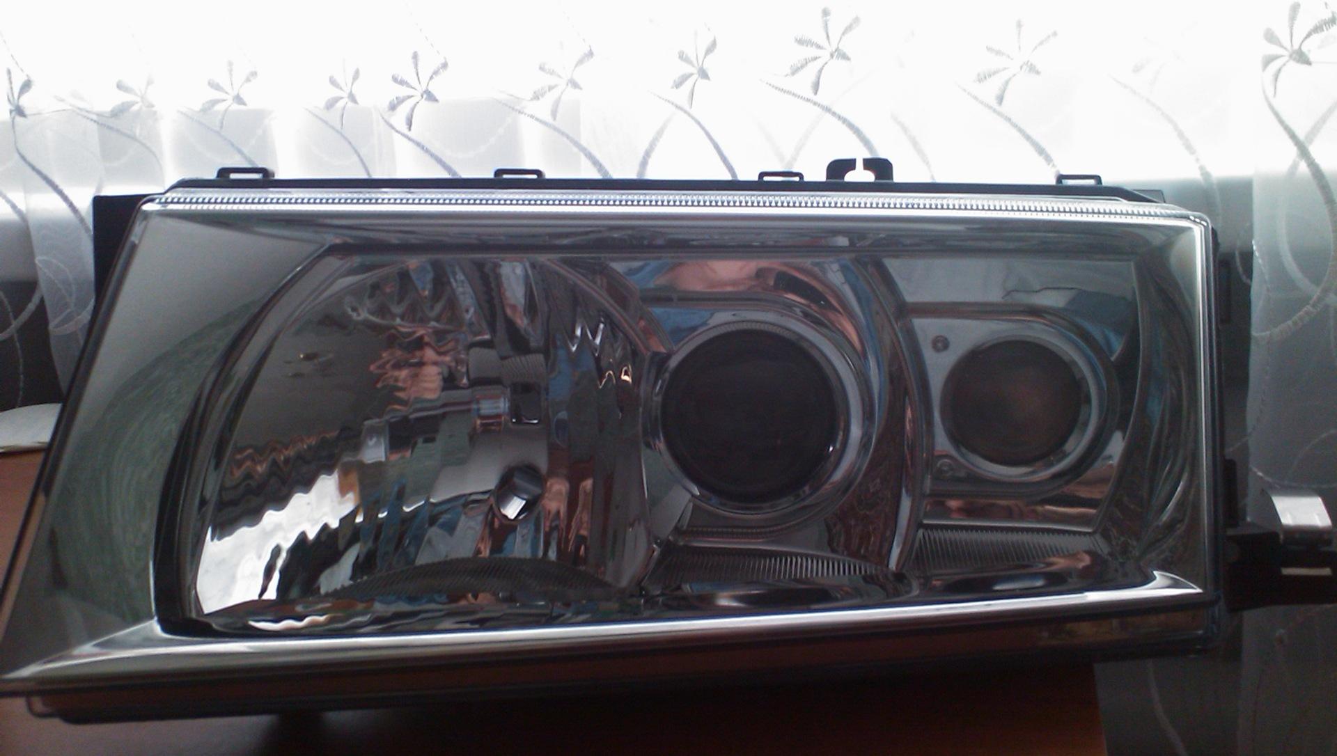 фары на skoda octavia 2001