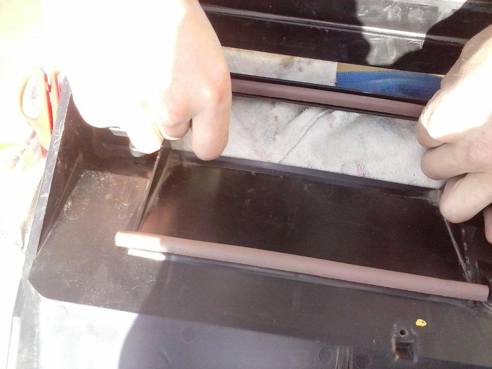 Ремонт нексии своими руками видео