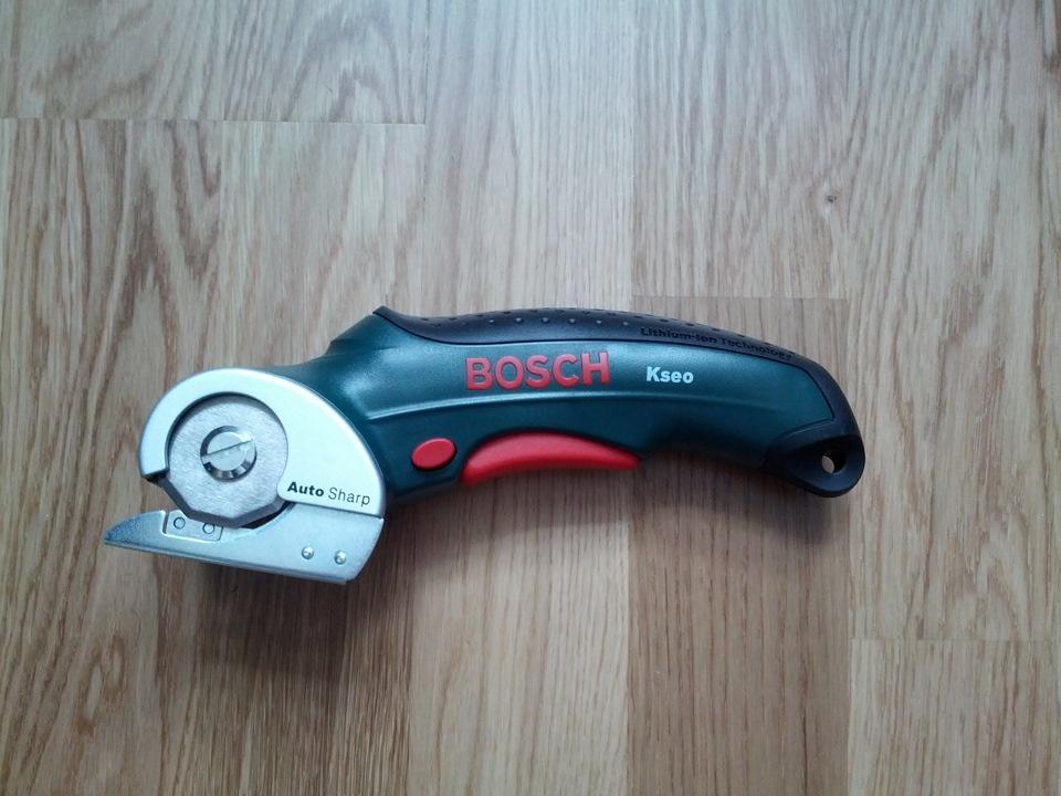 Инструменты Электроножницы Bosch Xeo (Kseo)