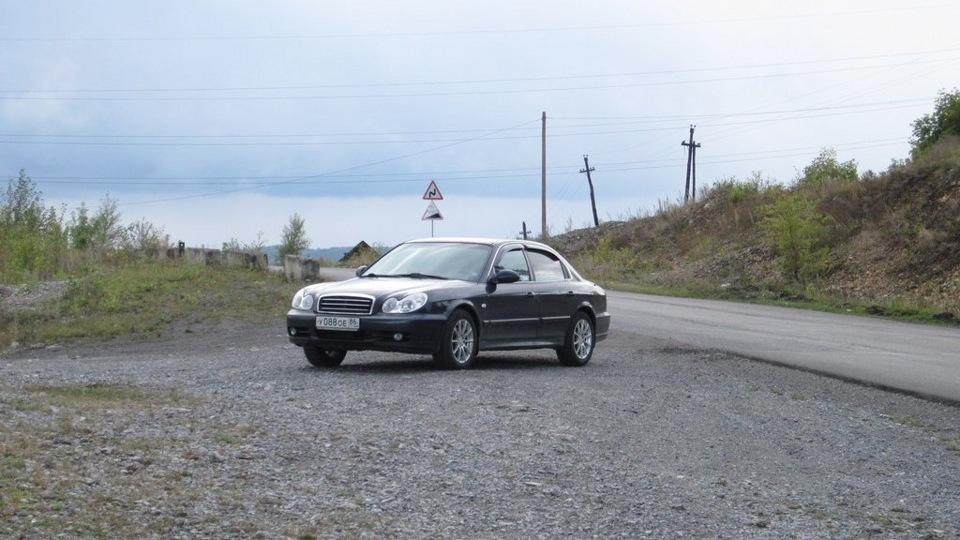Hyundai sonata 2005 запчасти