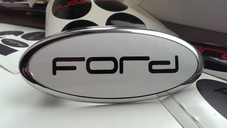 Эмблема форд заказать