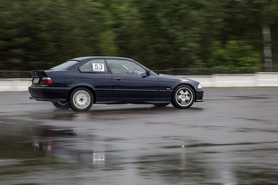 BMW E36 328 — Андрей /Efff — 2 место