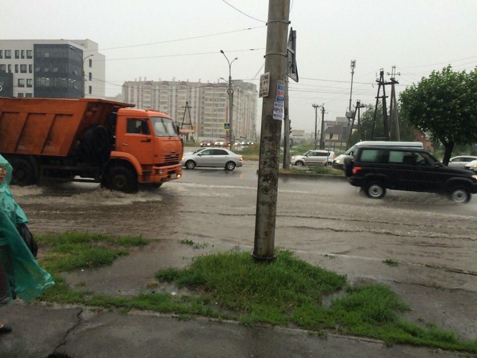 неоднократно дождь в красноярске сегодня фото перед