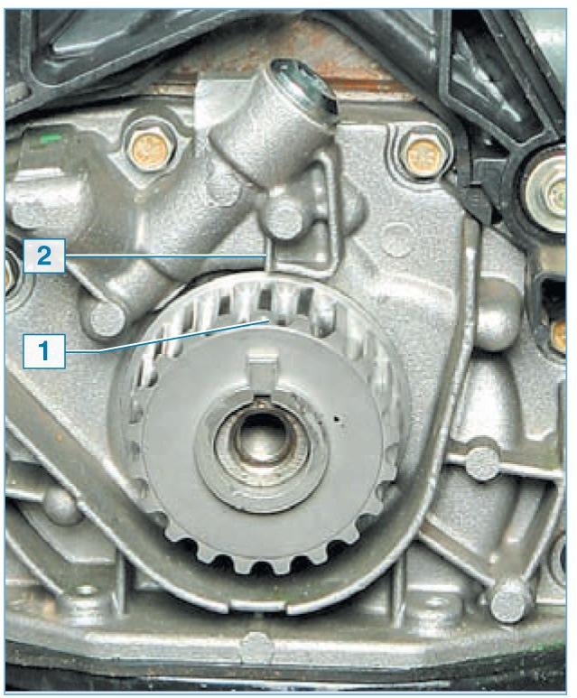 Как заменить ремень двигателя на приоре