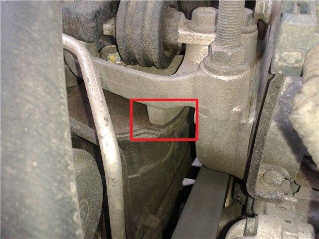 подушки двигателя honda civic 4d