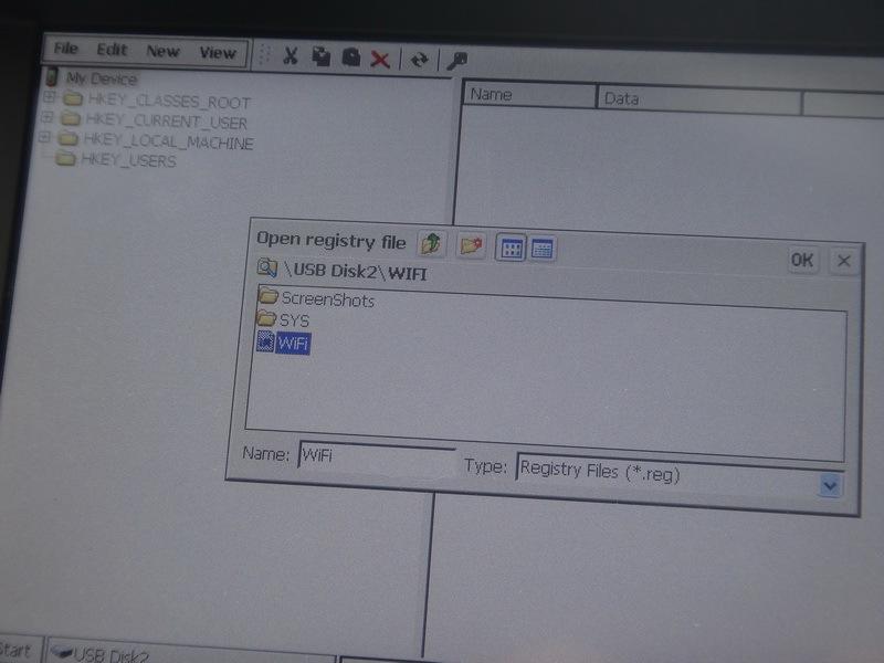 Windows CE 6 0 WiFi Adapter - Oveiro
