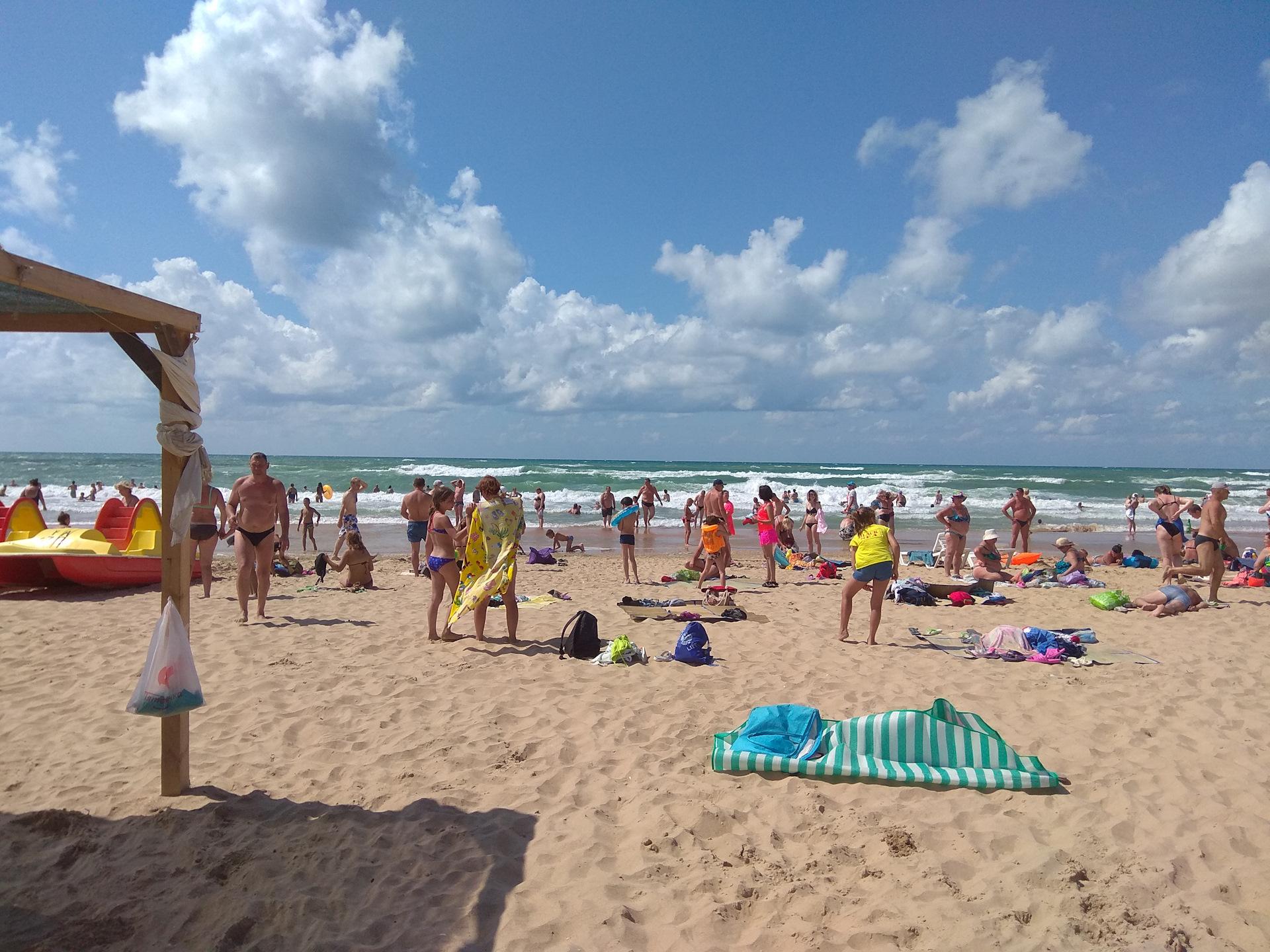 анапа витязево центральный пляж фото заказать полную