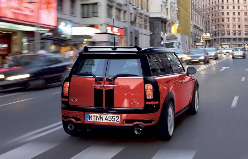 Tuning Exhaust System Logbook Mini Clubman 2013 On Drive2