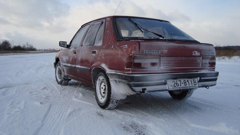 peugeot 309 1988 отзывы