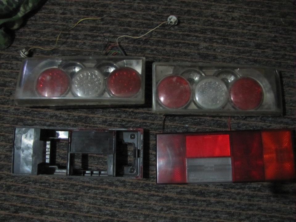 """Светодиодные фонари (1000 и 1 способ как сделать) - бортжурнал Лада 2108 """"Светлана"""" Утилизирована 1985 года на DRIVE2"""