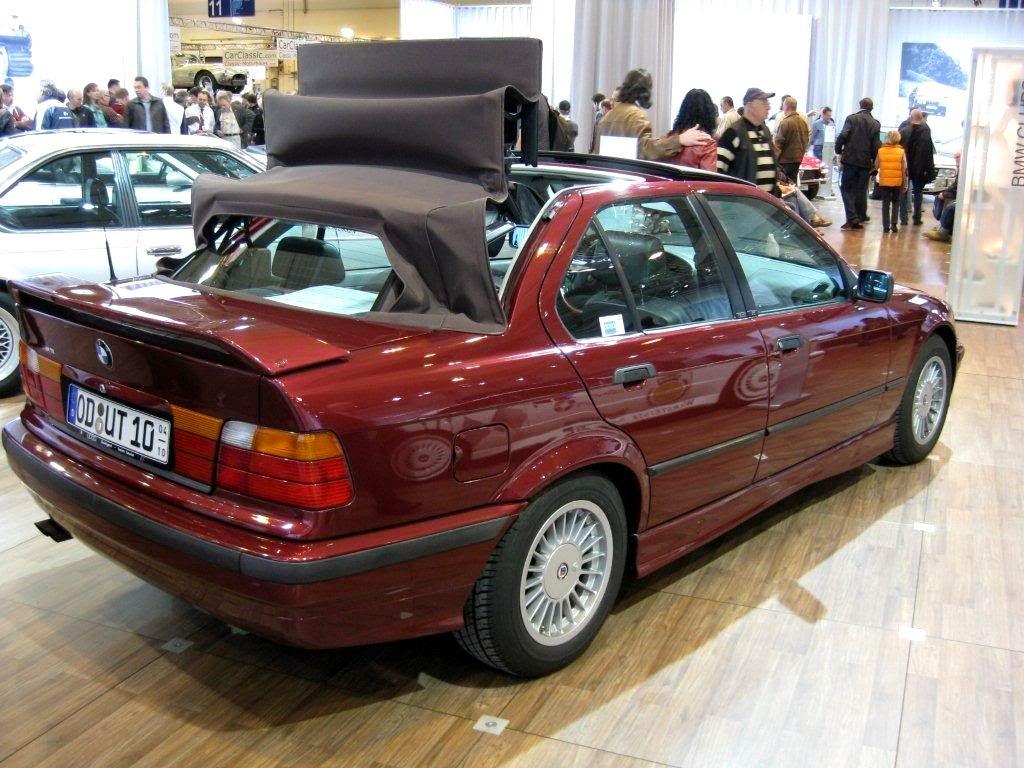 Bmw E36 Baur Tc4 седан или кабриолет сообщество фан клуб Bmw