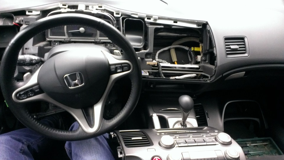 комплектации honda civic 4d 2009