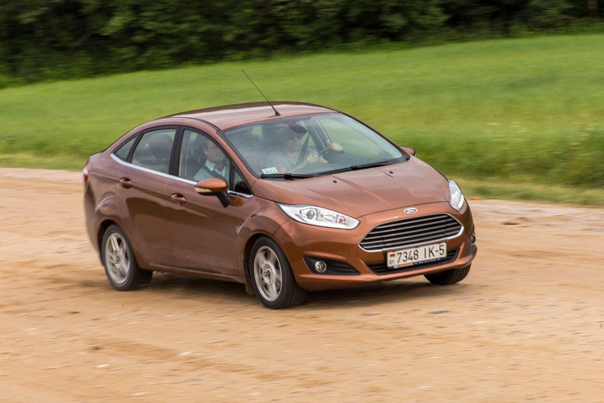 форд фиеста седан отзывы владельцев с фото