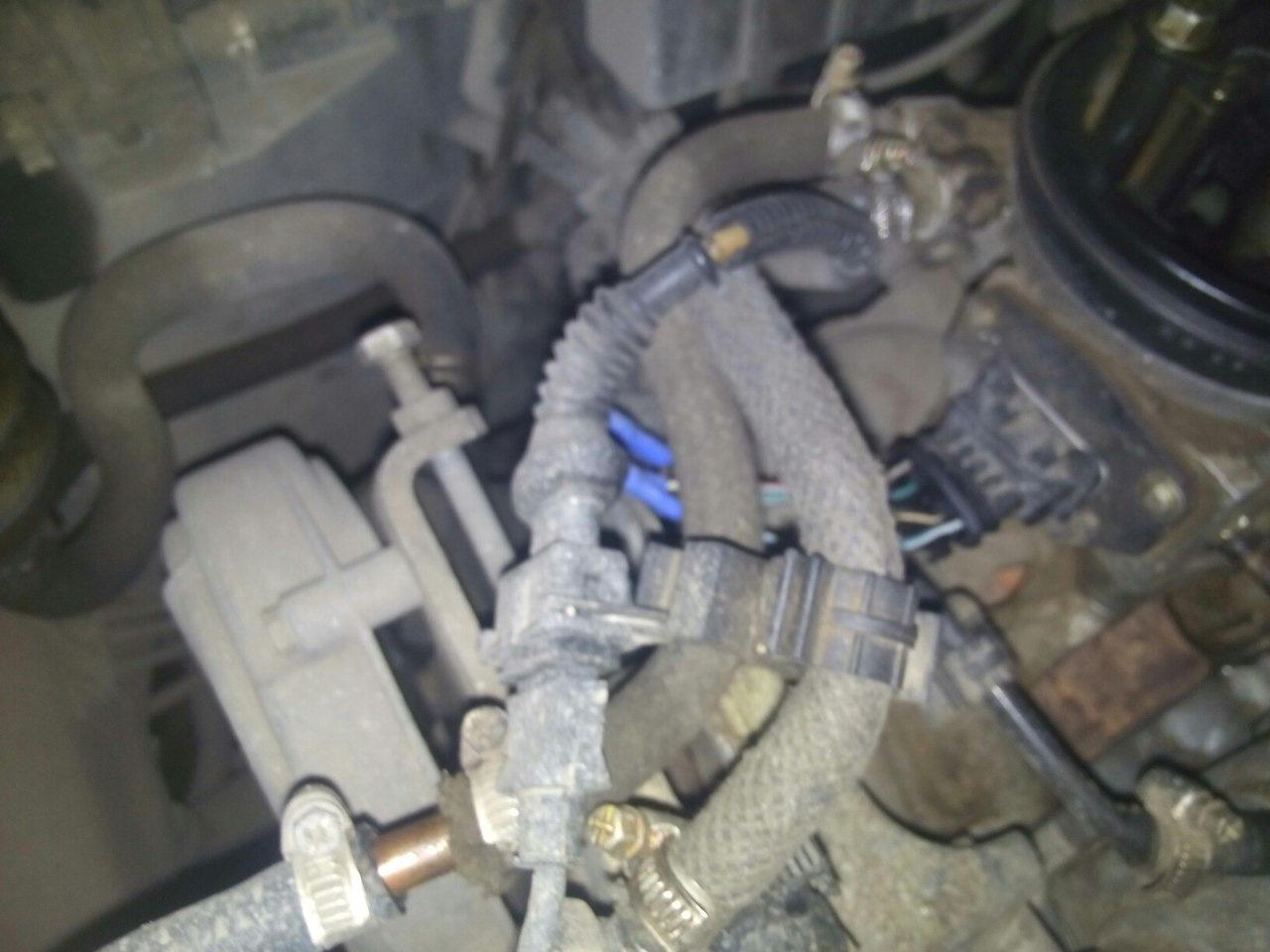 троит двигатель фиат типо