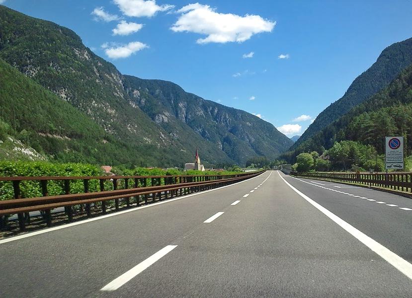Италия, Южный Тироль