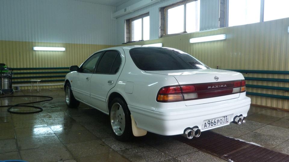 Nissan maxima qx a32