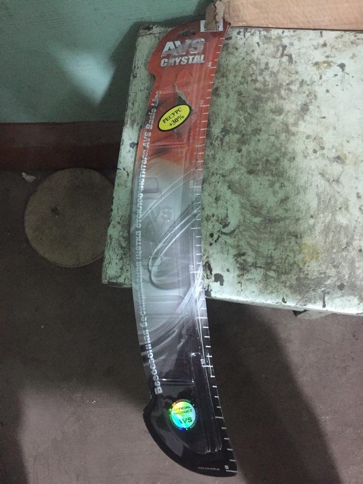 Щетка стеклоочистителя бескаркасная bosch aerotwin 600 mm (60 см