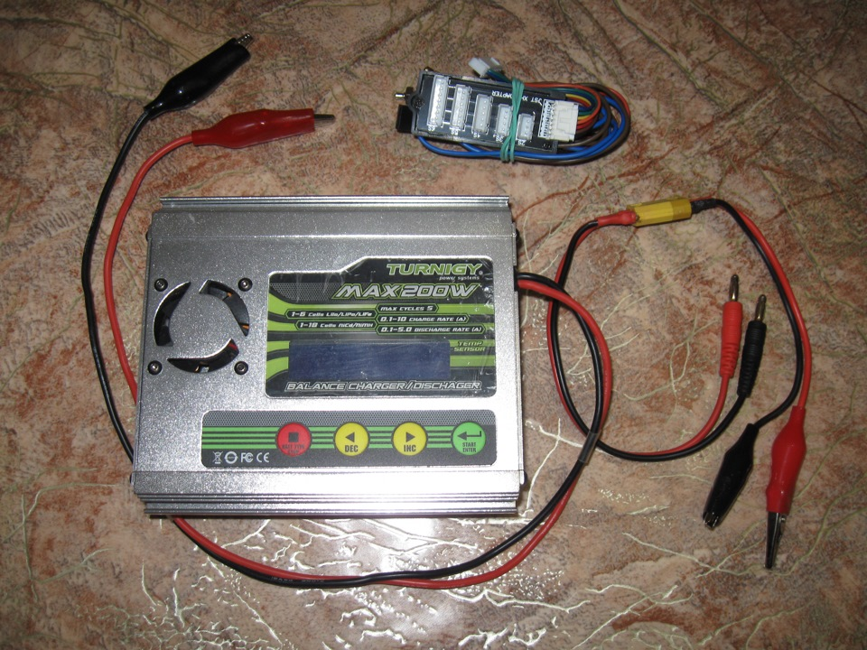 Spec. Input Voltage: 10~18v
