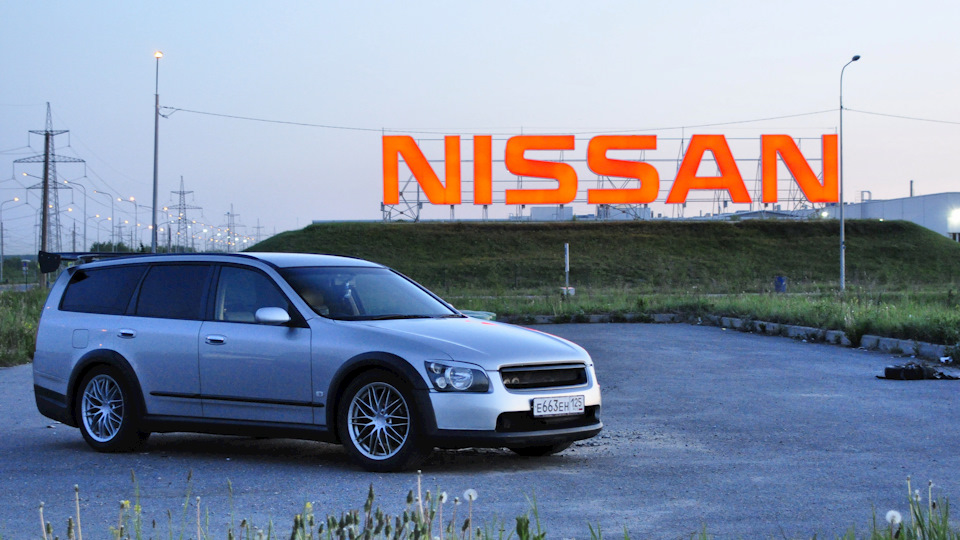 nissan stagea ii 2.5 at отзывы
