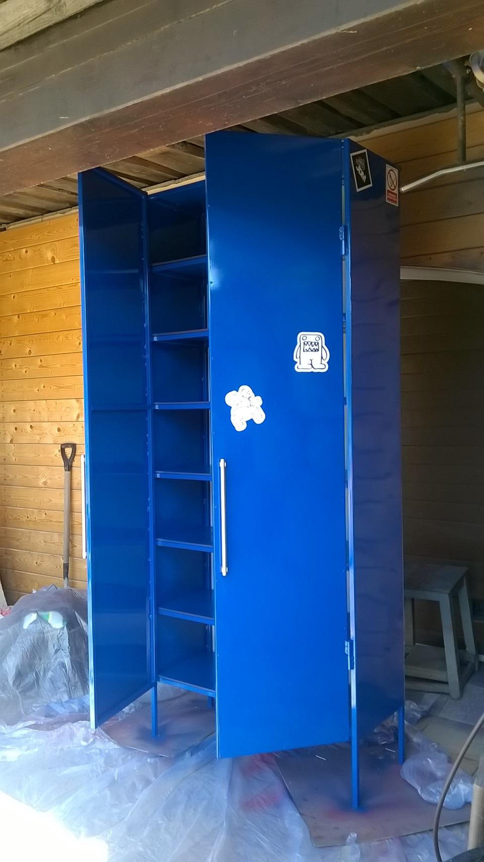Шкаф металлический для гаража какой фундамент под гараж