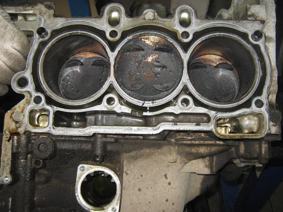 Замена прокладок головки блока цилиндров - бортжурнал Subaru Tribeca 2005 года на DRIVE2