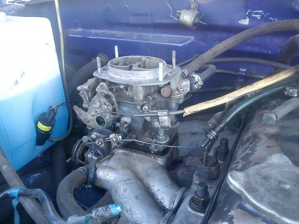 Карбюратор ваз на газель 402 двигатель 113
