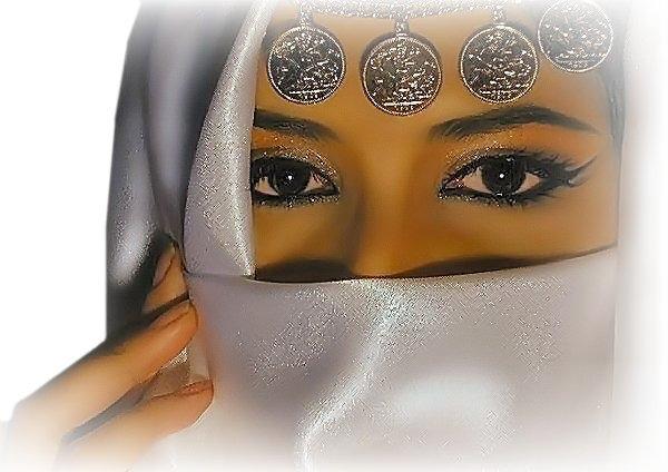 Открытки для женщины мусульманки