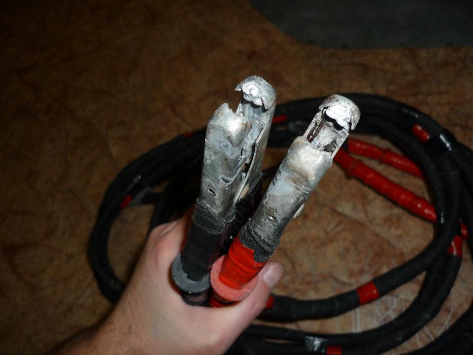 Как самому сделать провода прикуривания