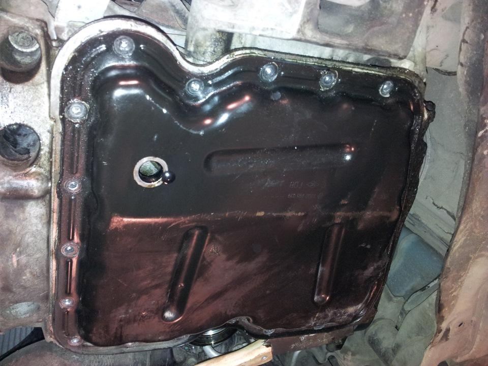 Замена прокладки поддона х трейл т31 Замена радиатора шкода етти