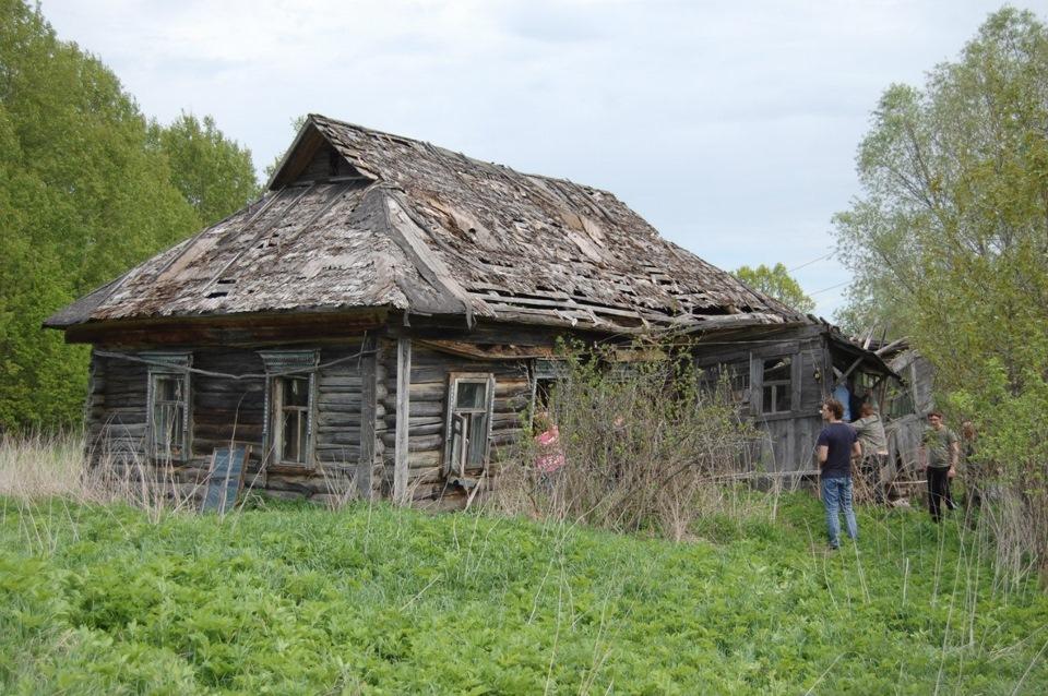 наборы вымирающие деревни фото видео уже