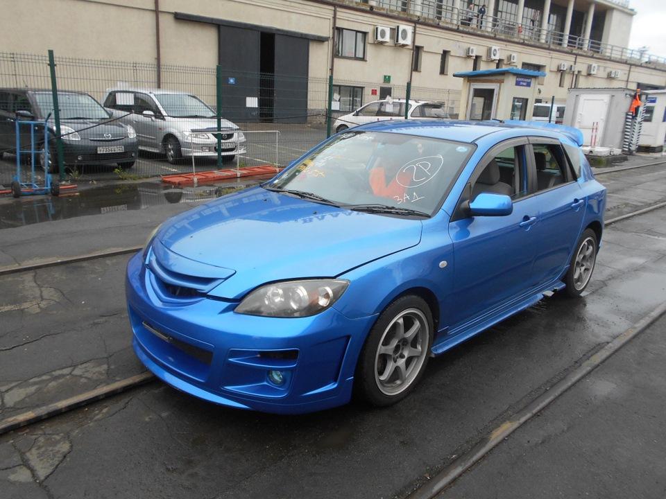 Mazda protege купить запчасти